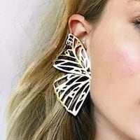 SALE Butterfly earrings (Free shipping)