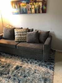 Sofa and Rug and Picture Charlotte, 28273