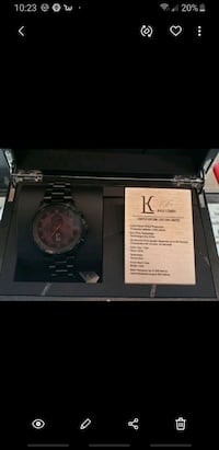 TORONTO RAPTORS SPECIAL EDITION  WATCH  ONLY 2500 MADE WORLD WIDE