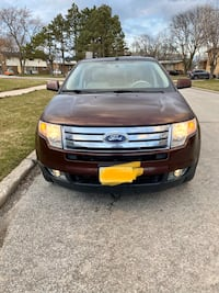 2009 Ford Edge limited AWD panoramic roof  Toronto