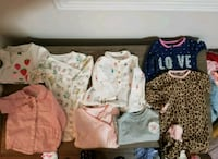 9m baby girl clothes Kitchener, N2E 4K4