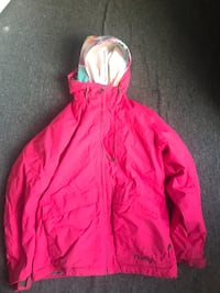Pink firefly winter jacket  Waterloo, N2J 1A1
