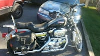 black and gray touring motorcycle Catonsville, 21228
