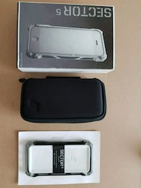Hard metal case for iPhone 5