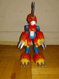 2000 Digivolving Flamedramon to Digiegg of Courage Toronto, M6L 1A4