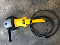 Dewalt high speed buffer