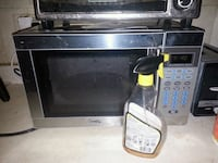 black and gray microwave oven Las Vegas, 89104