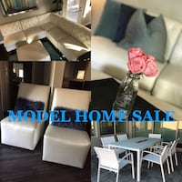 *** MODEL HOME FURNISHINGS ***
