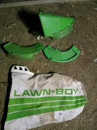 Lawnboy attachments