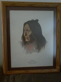 Chief Crowcild official painting make offers