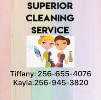 House cleaning Huntsville
