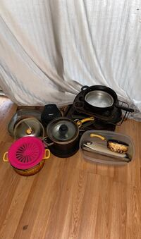 Used cook ware that can be. Used  Randallstown, 21133