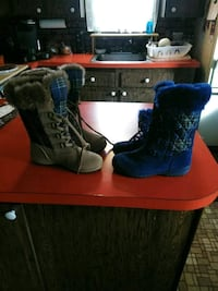Boots new size 6 and a half to 7 Weymouth, 02189