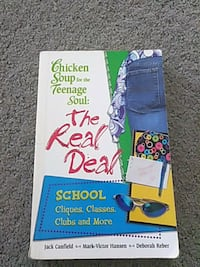 chicken soup for the teenage soul: the real deal