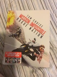 Mission impossible rogue nation steelbook bluray New York, 10468
