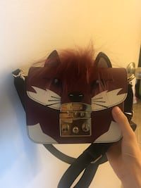 Furla limited edition animal mini bag Washington, 20005