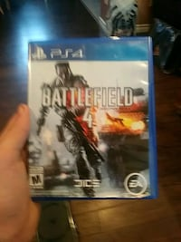 Battlefield 4 PS4 game case Barrie, L4M 5C4