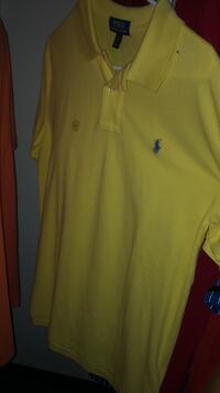 yellow Ralph Lauren polo shirt Baton Rouge, 70816