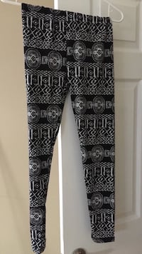 Brand new leggings without tags size med but fit like a small Hamilton, N1R