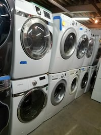 front load washer and dryer set excellent conditio Baltimore, 21223