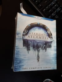 StarGate Atlantis Series case