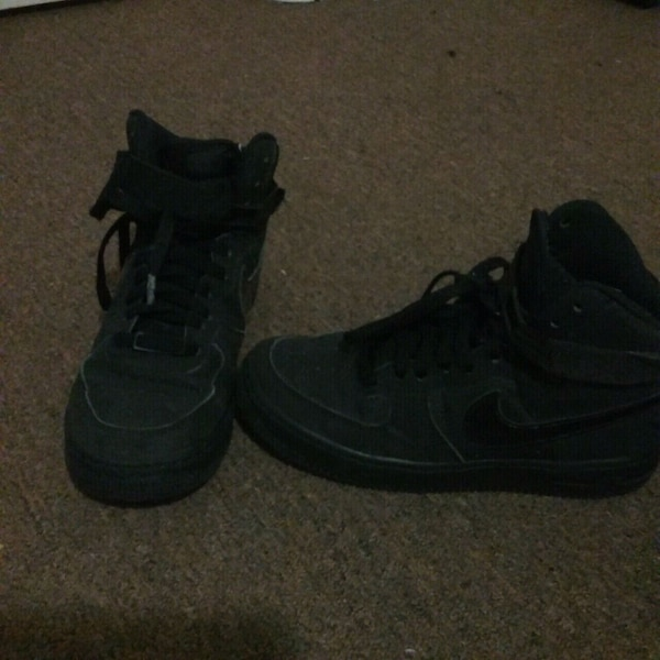 Rose Glen North Dakota ? Try These Black Nike Air Force Shoes