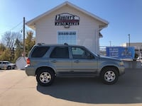 2006 Ford Escape Limited AWD 4dr SUV 158518 Miles Jefferson City