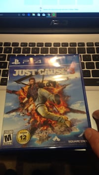 Just Cause 3 PS4 game