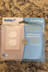 Babyproofing outlet plugs