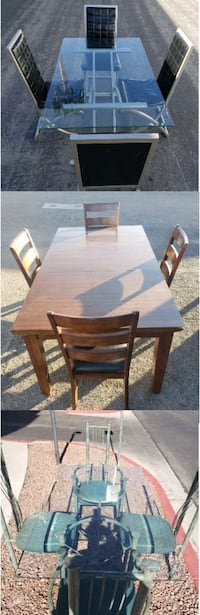 Dining Rooms Sets w/Tables & Chairs