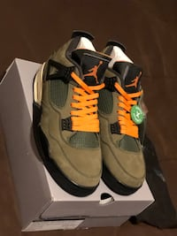 Air Jordan undefeated retro 4 District Heights, 20747