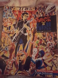 History of Rock and Roll College Textbook