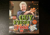 Guy Fieri Hardcover Cookbook Toronto, M5G 2C8