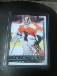 Carter Hart Young Guns  London, N5X 4H5