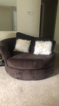 Rotating couch