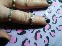 Cute Silver Knuckle Or Pinky Ring West Valley City, 84120