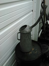 Vintage oil can Dickson, 37055