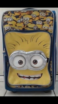 Child's minion travel case Vallejo