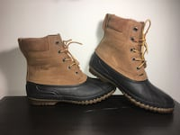 Sorel Waterproof Winter Bean/Duck Boots Fairfax, 22031