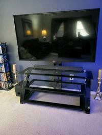 TV stand with TV mount Houston, 77084