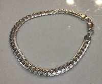 5mm Silver Bracelet Farmers Branch, 75244