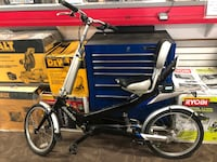 """Bicycle, Bicycles .. Revive Giant  20"""" Frame Shocks .. Negotiable"""