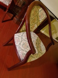 2-Piece Classic Chinese arm chair