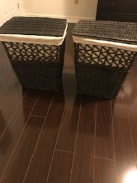 2 beautiful wicked laundry basket Vaughan, L4J 5H1