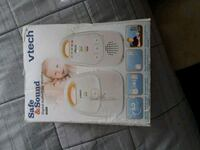 Vtech safe and sound digital audio baby monitor Saint Petersburg, 33701