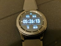 Samsung Galaxy Gear S3 frontier smart watch Arlington