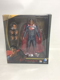 Mafex Superman Action Figure  TORONTO