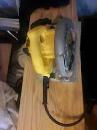 yellow and black miter saw Vancouver, V5N 5B7