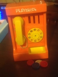 Play school phone with coins Buffalo, 14221
