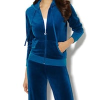 NY&CO velour track suit NWT RV $74 Denton, 68339